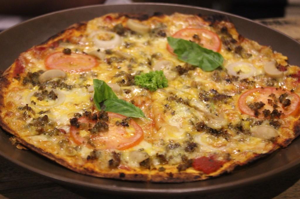 El Pago Pizza (Php 230)
